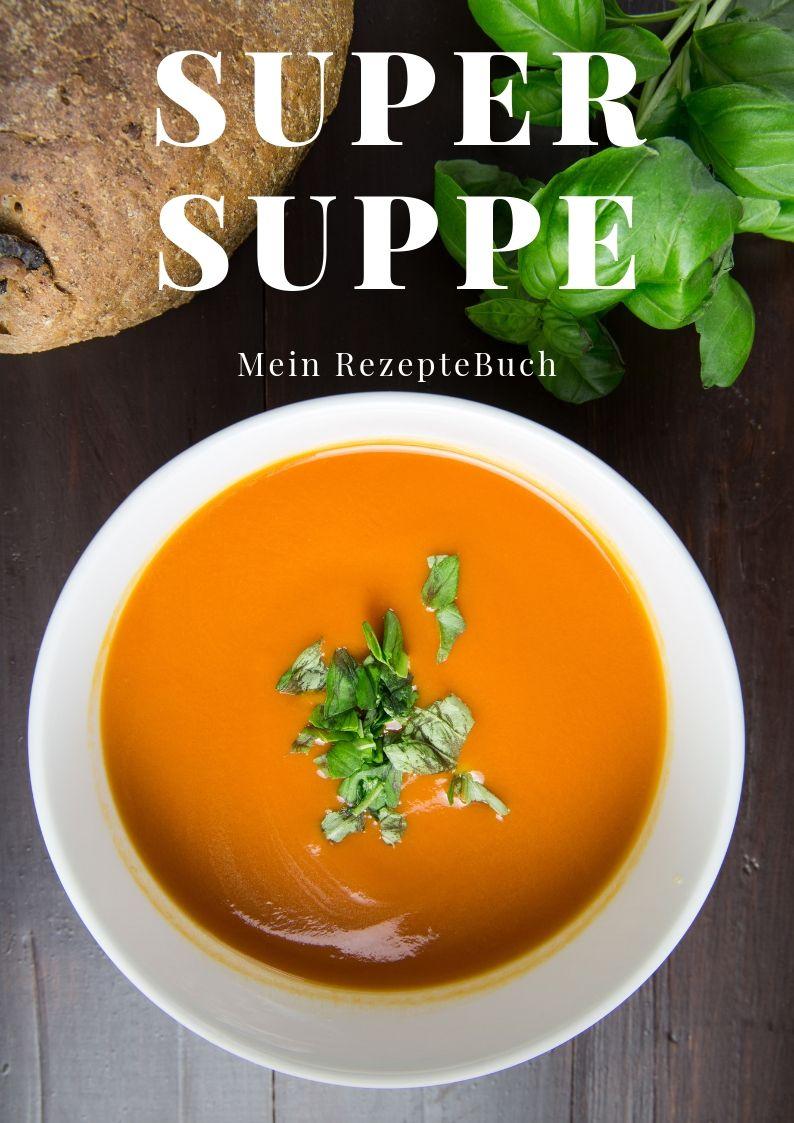 Rezeptebuch Suppe