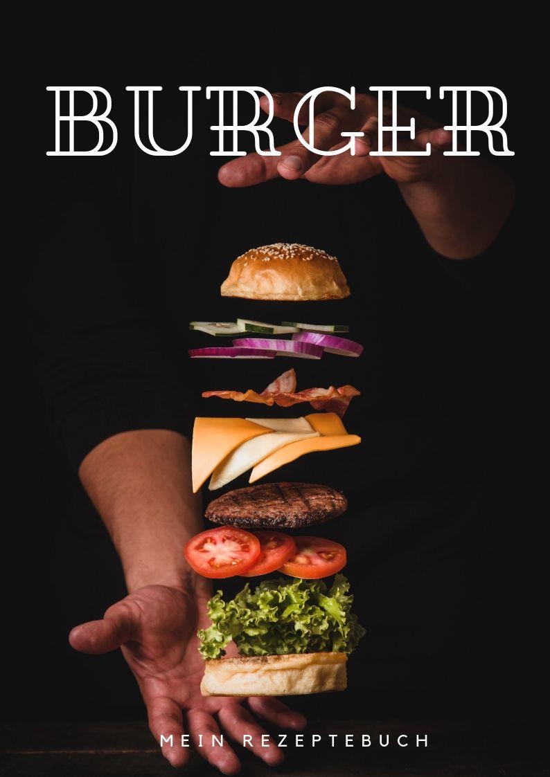Rezeptebuch Burger